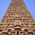 タンジャブールのブリハディーシュワラ寺院 Brihadishwara temple (Tanjavur) 2
