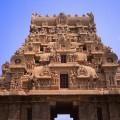 タンジャブールのブリハディーシュワラ寺院 Brihadishwara temple (Tanjavur) 4