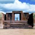 ティワナク遺跡 Tiahuanacu ruinas 3