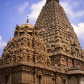 タンジャブールのブリハディーシュワラ寺院 Brihadishwara temple (Tanjavur) 3