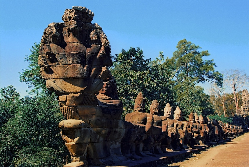 Â�ンコール遺跡群 Angkor Wat 03 171 Stones Of The World