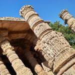 モデラーのスーリヤ寺院 surya temple (Modhera) 3