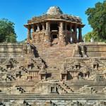 モデラーのスーリヤ寺院 surya temple (Modhera) 6