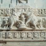 クンバーリアーのジャイナ寺院 jaina temple (Kumbharia) 2