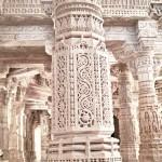 ラーナクプルのアーディナータ寺院 adinatha temple (Ranakpul) 6