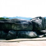 飛鳥の石像(奈良)asuka (nara) 5