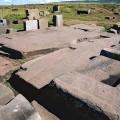 ティワナク遺跡 Tiahuanacu ruinas 2