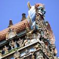 ミーナークシー寺院(マデュライ)Meenakshi temple (Madurai) 3
