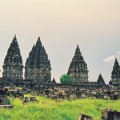 プランバナン寺院 Prambanan
