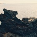 龍頭岩(済州島)chejudo