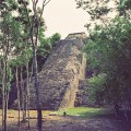 コバー遺跡 Coba ruinas 2