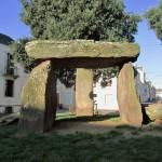 サンナゼールのドルメン dolmen in Saint Nazaire