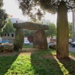 サンナゼールのドルメン dolmen in Saint Nazaire 2
