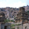 ジンジーフォート gingee fort (Viluppuram) 2