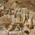 rocks aroiund masada