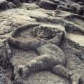 ロテヌフ岩面彫刻 Rotheneuf  02