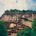麦積山石窟