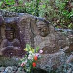 鵜殿岩屋磨崖仏(佐賀)udono iwaya magaibutsu 6