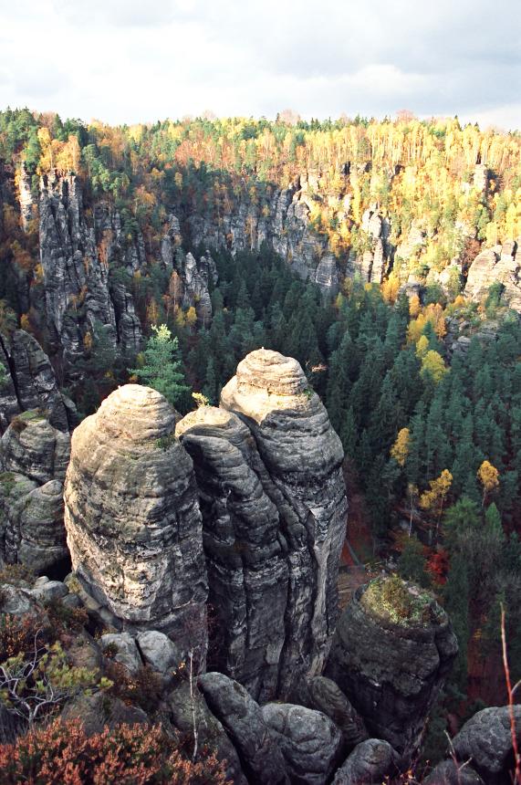 Â�クセン・スイス国立公園 National Park Sachsische Schweiz 3 171 Stones